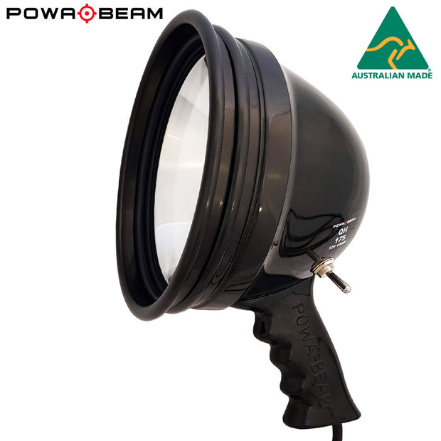 "Powabeam 175mm /7"" QH 100W Hand Held Spotlight"