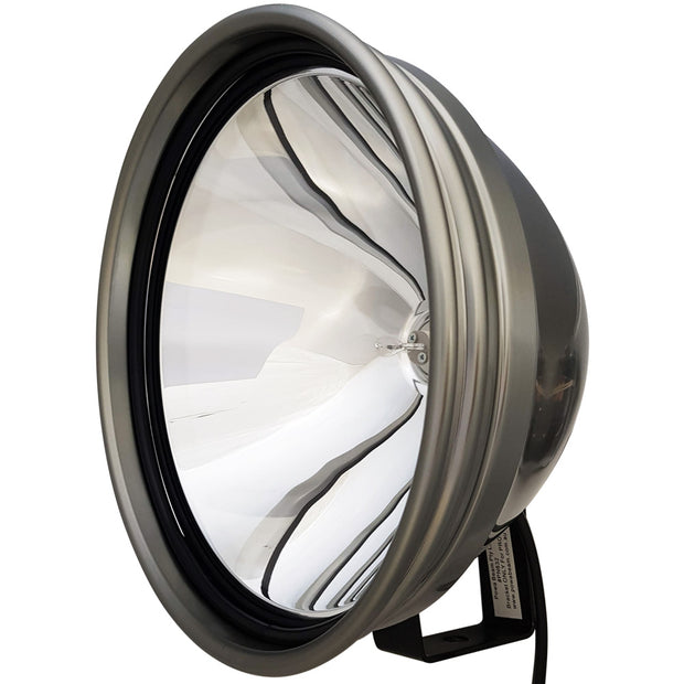"Powabeam 245mm/9"" QH 100W Spotlight with Bracket"