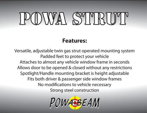 Powa Strut Window Setup for Spotlight
