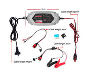 Smart Battery Lithium Charger 3.5A 12V 6V Automatic