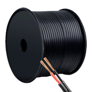 2.5MM Electrical Cable Twin Core Extension Wire 100M Car Solar Panel 450V