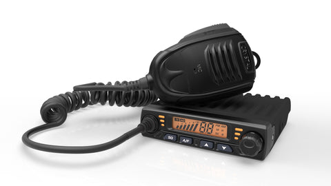 M 5 WATT 80 CHANNEL 12 24V ULTRA COMPACT UHF WITH 6DBi ANTENNA