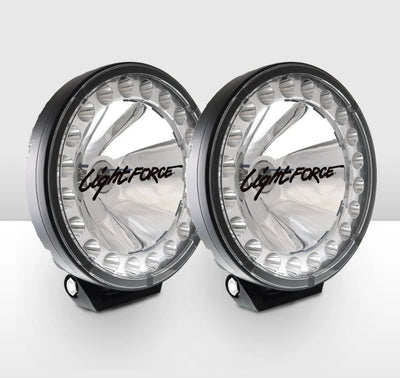 LightForce HTX2 HYBRID DRIVING LIGHTS - 24V- PAIR
