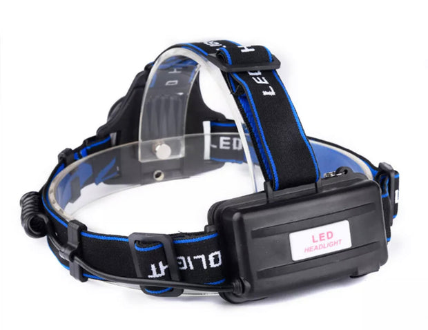 Rechargeable LED Head lamp