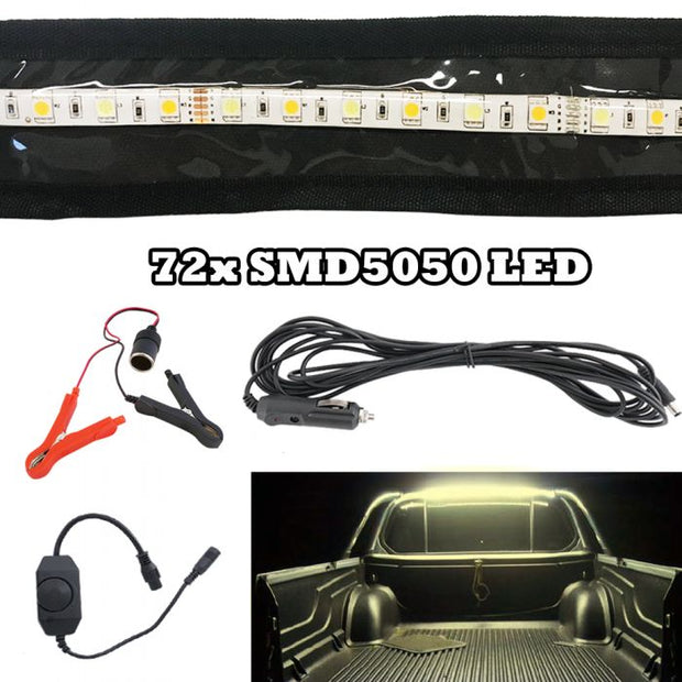 LED Flexible Camping Strip Light 1.3m