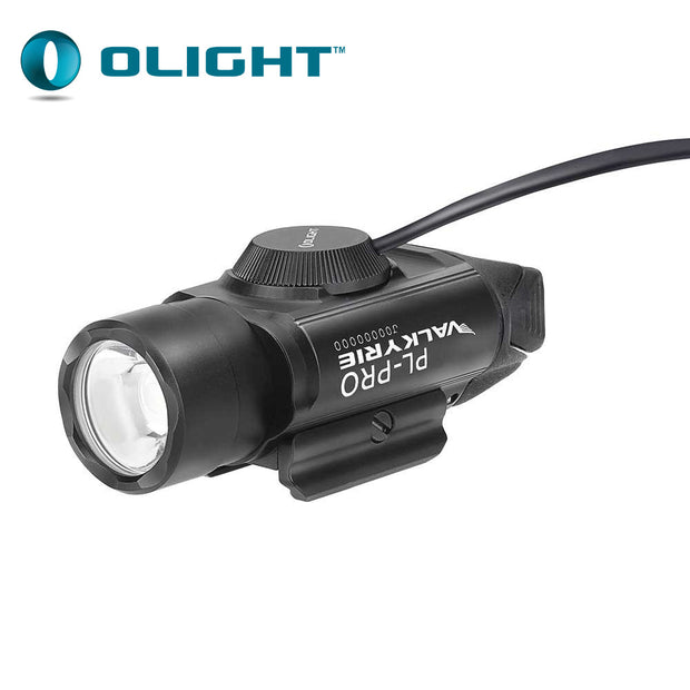 Olight PL-Pro Valkyrie Rail Mounted Torch - 1500Lm