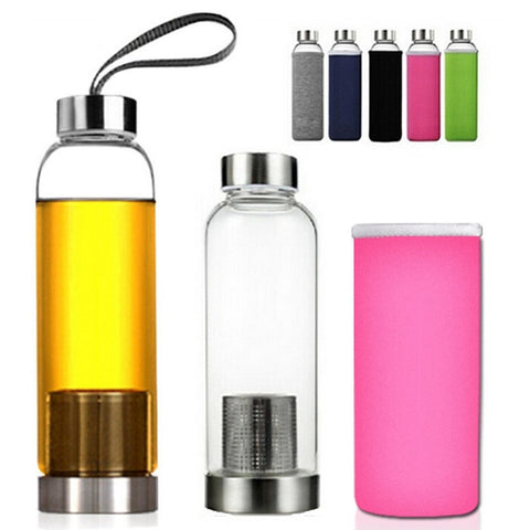 Tea Infuser Bottle - Shred Sets