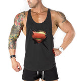 Superman Tank Top - Shred Sets