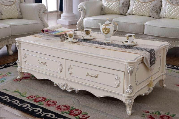 FRENCH STYLE COFFEE TABLE 1.2M