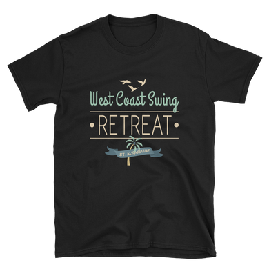 WCS Retreat 2018 - Unisex T-shirt