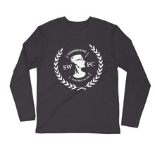 SWFC -  Long Sleeve Fitted Crew