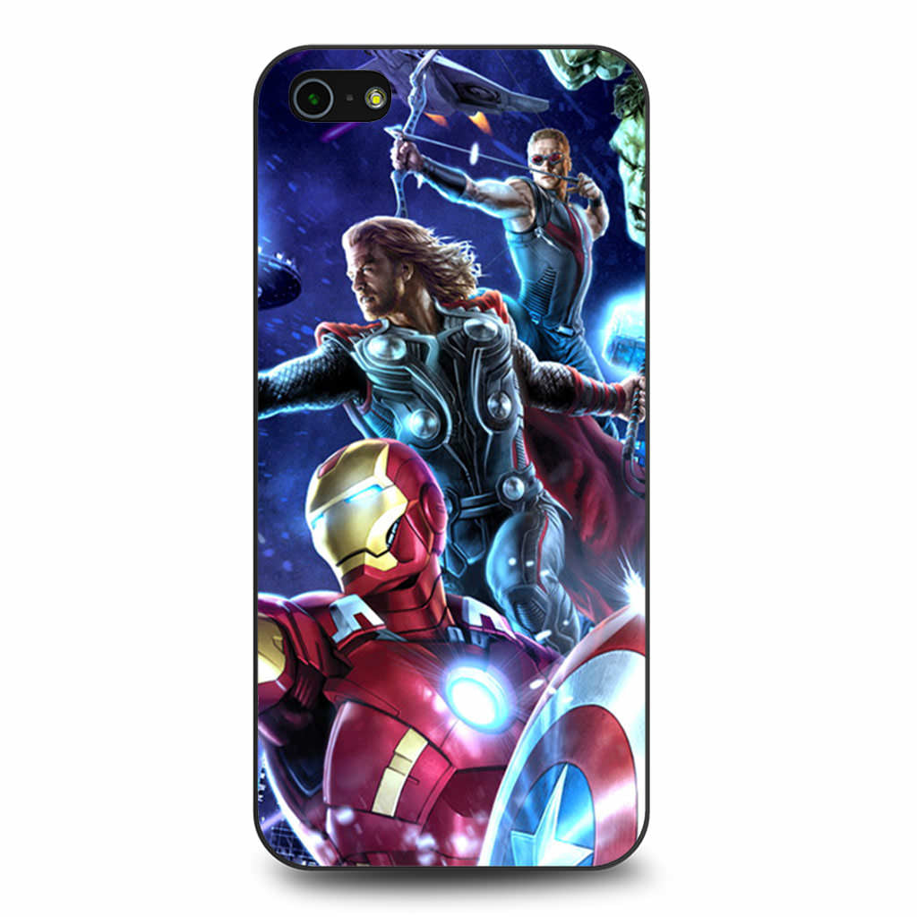 Avengers iPhone 5 5s SE case