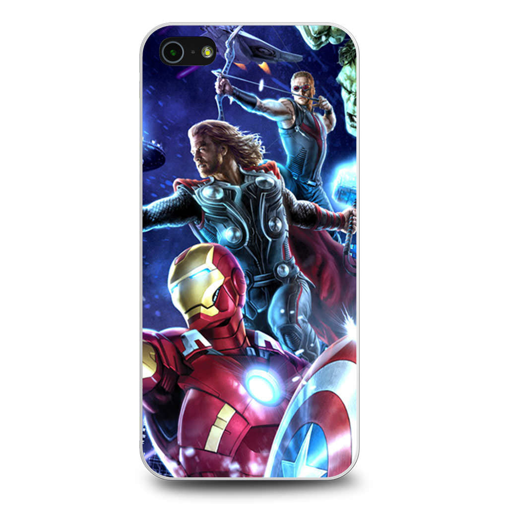 Avengers iPhone 5/5s/SE case