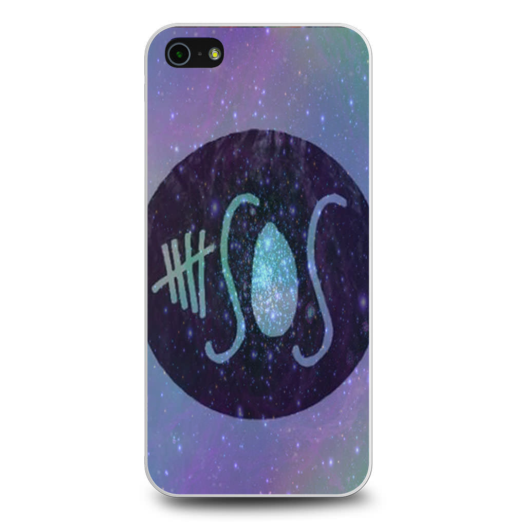 5 Sos, 5 Seconds Of Summer iPhone 5/5s/SE case