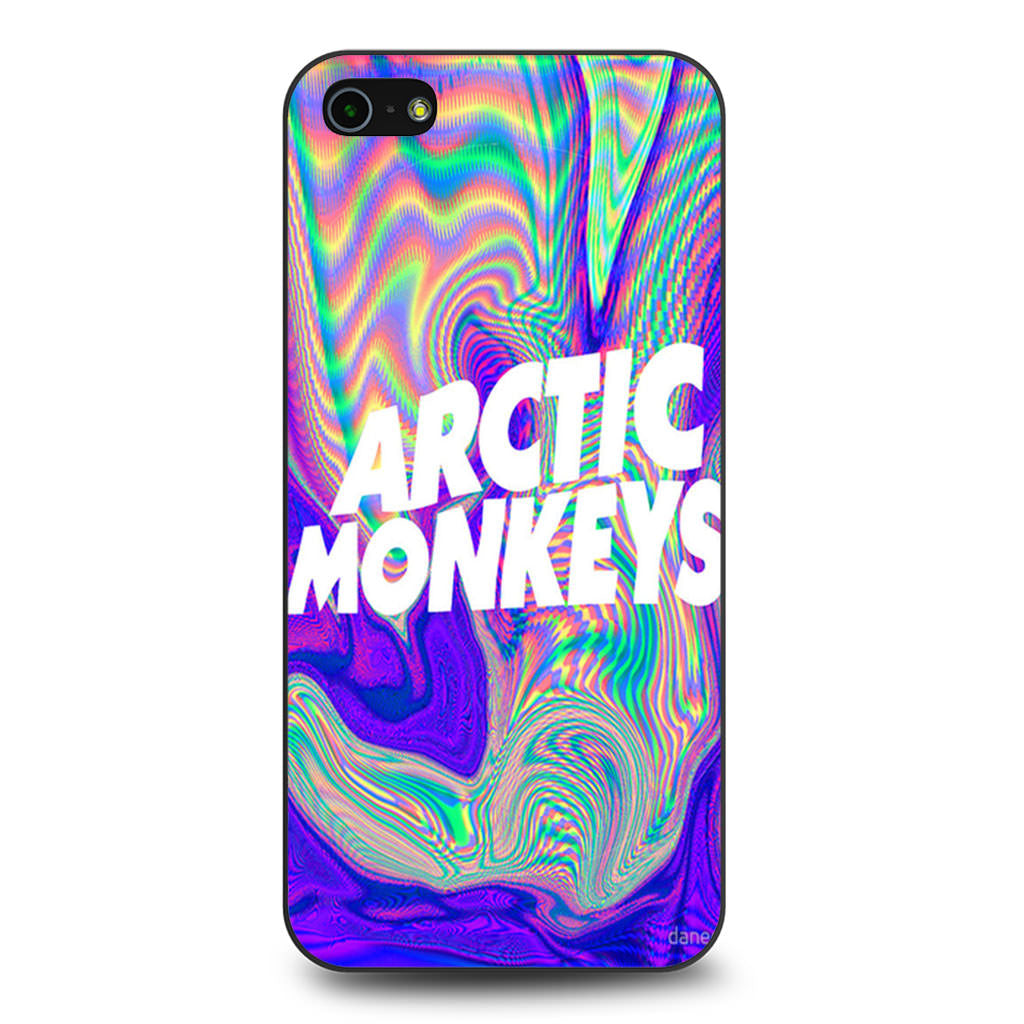 Arctic Monkeys Art iPhone 5 5s SE case