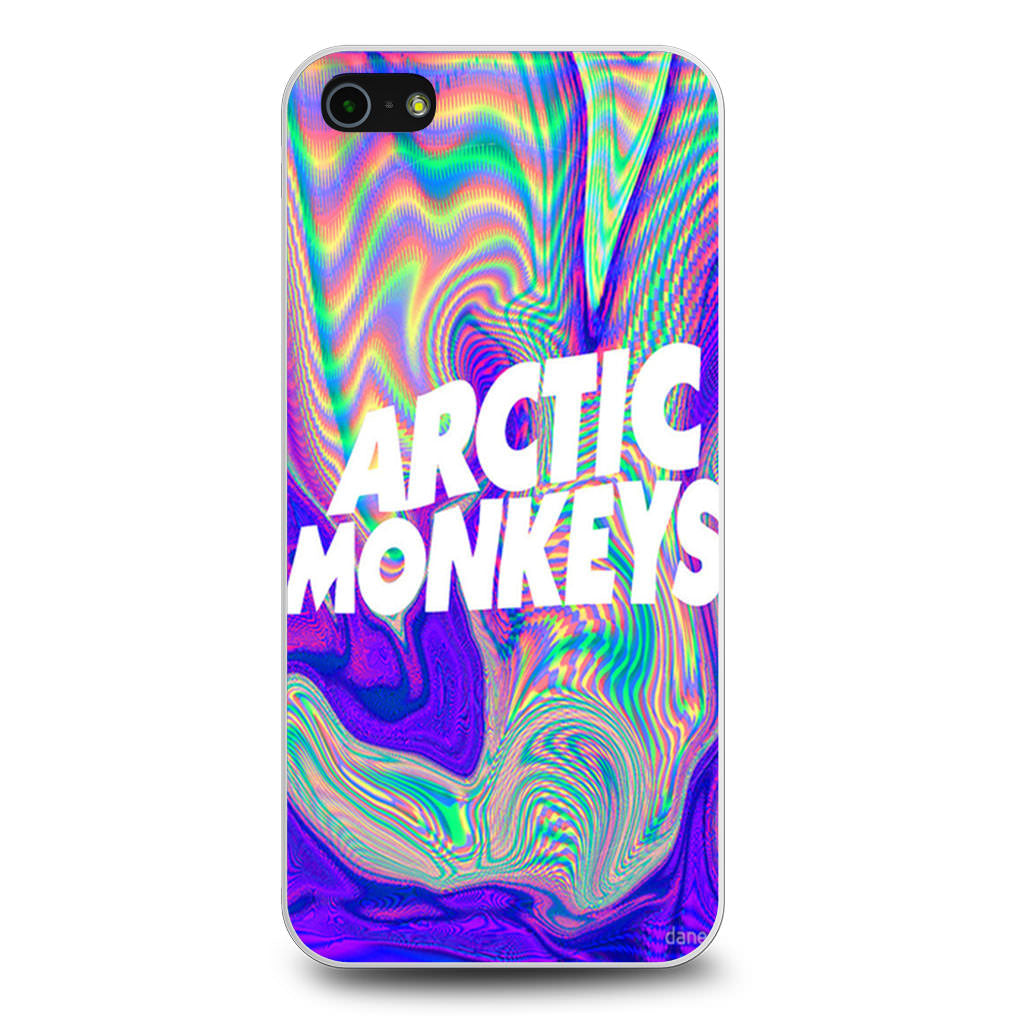 Arctic Monkeys Art iPhone 5/5s/SE case