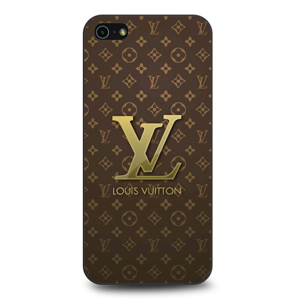 new products 9caac 4b6c6 Louis Vuitton iPhone 5/5s/SE case
