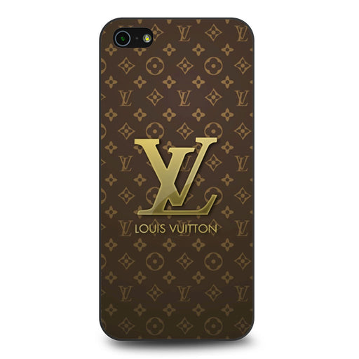 Louis Vuitton iPhone 5 5s SE case