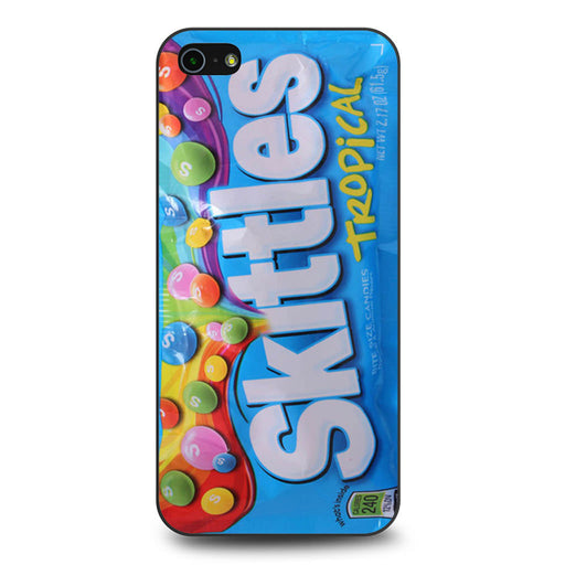 Skittles Tropical iPhone 5 5s SE case