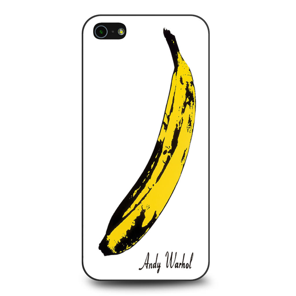 Andy Warhol Design iPhone 5 5s SE case