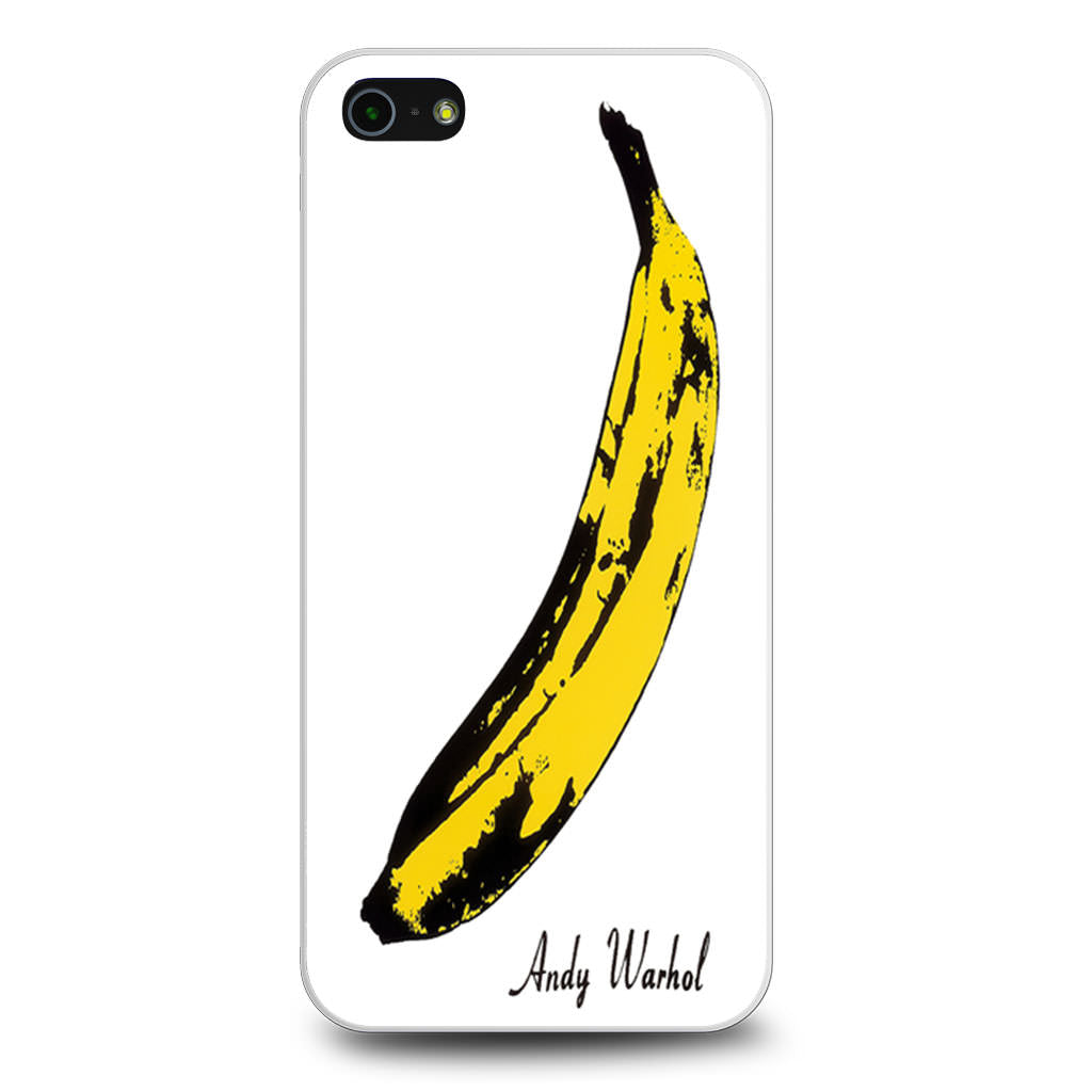 Andy Warhol Design iPhone 5/5s/SE case