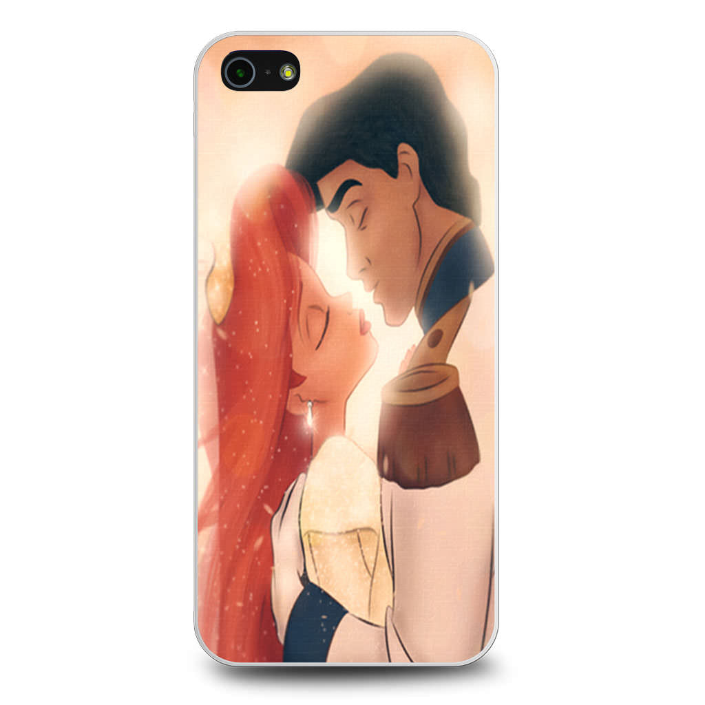 Ariel and Eric iPhone 5/5s/SE case