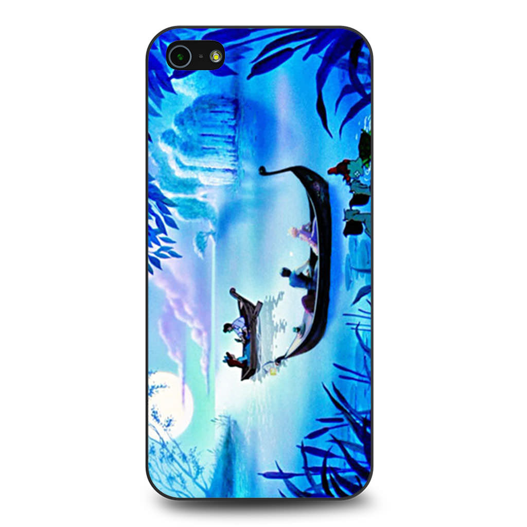 Ariel and Eric on the Boat iPhone 5 5s SE case
