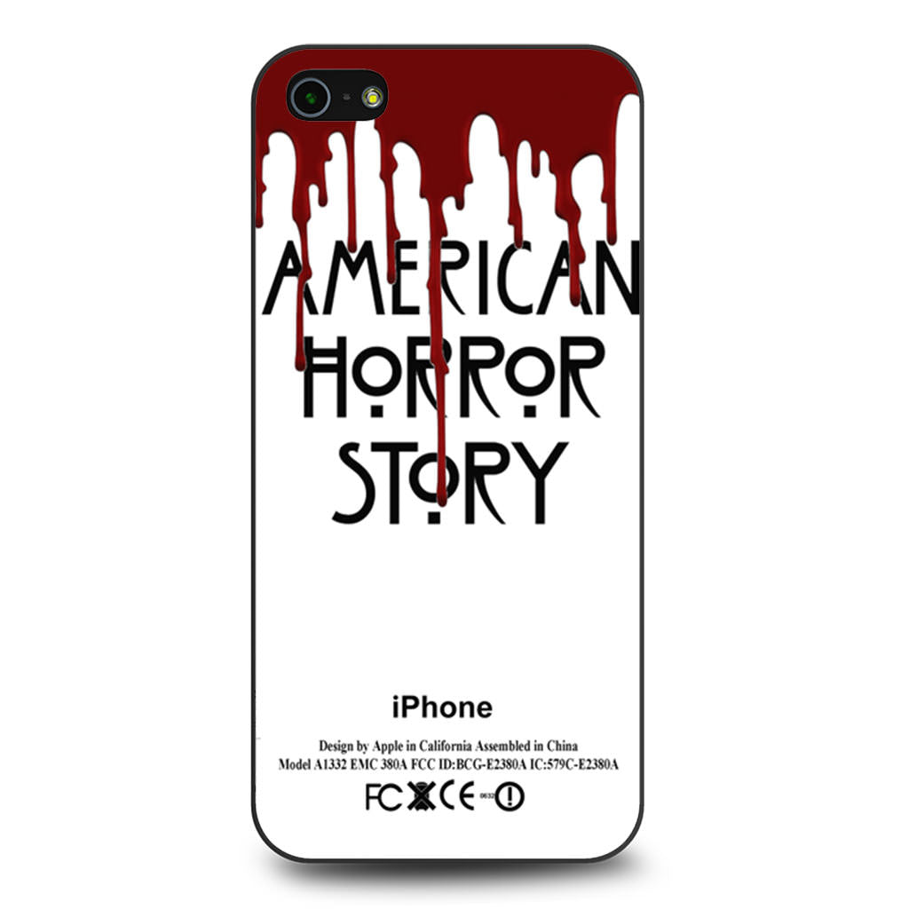 American Horror Story iPhone 5 5s SE case