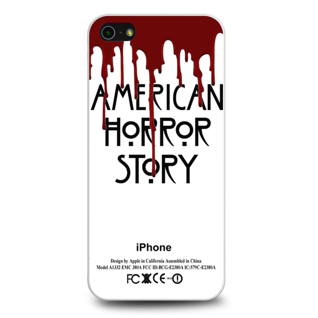 American Horror Story iPhone 5/5s/SE case