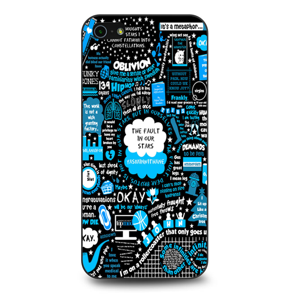 Amazing Little Graphic iPhone 5 5s SE case