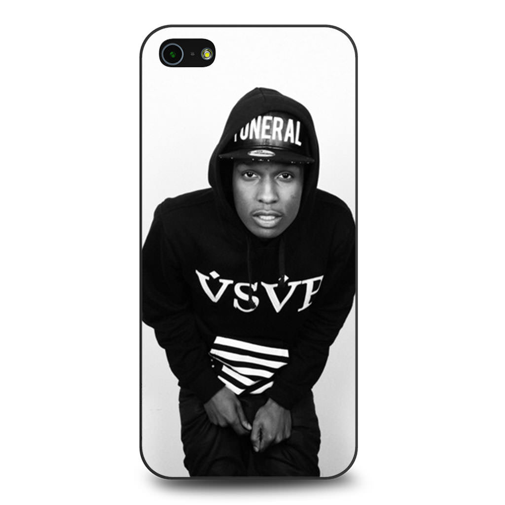 Asap Rocky VSVP iPhone 5 5s SE case