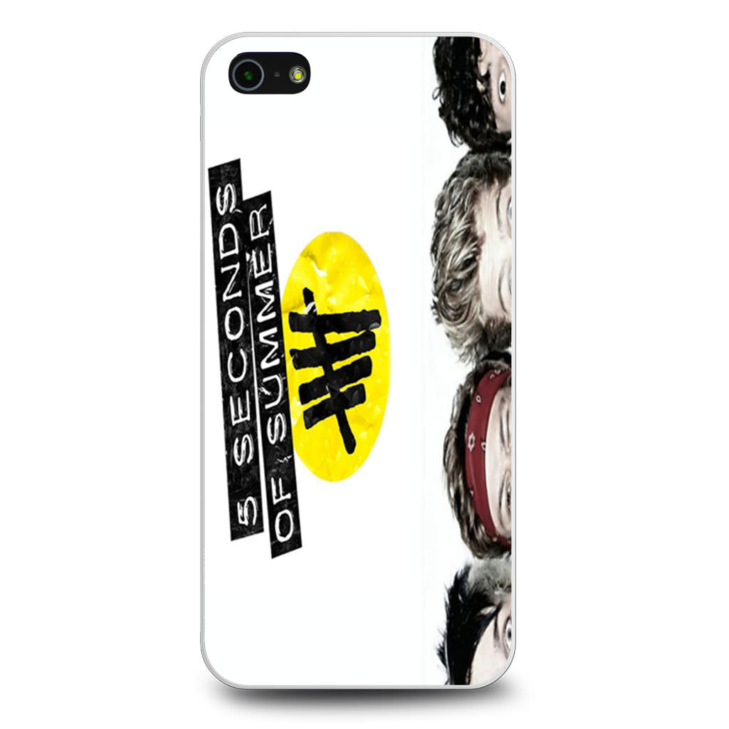 5 Seconds of Summer 5SOS Funny Eyes iPhone 5/5s/SE case