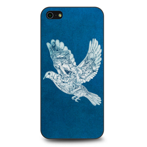 Coldplay Magic iPhone 5 5s SE case