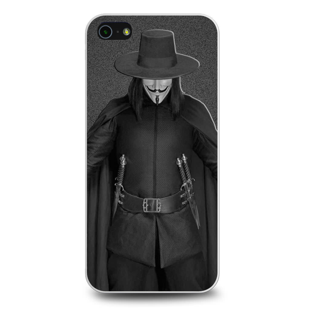 Anonymous Guy Fawkes Mask iPhone 5/5s/SE case