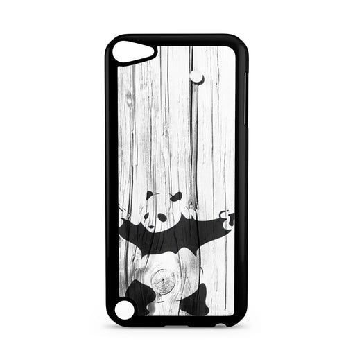 Banksy Graffiti Panda iPod Touch 5 case