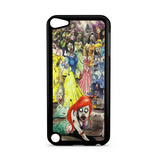 Disney Princess Zombie iPod Touch 5 case