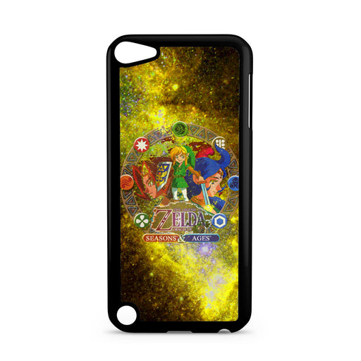 Zelda Seasons and Ages iPod Touch 5 case