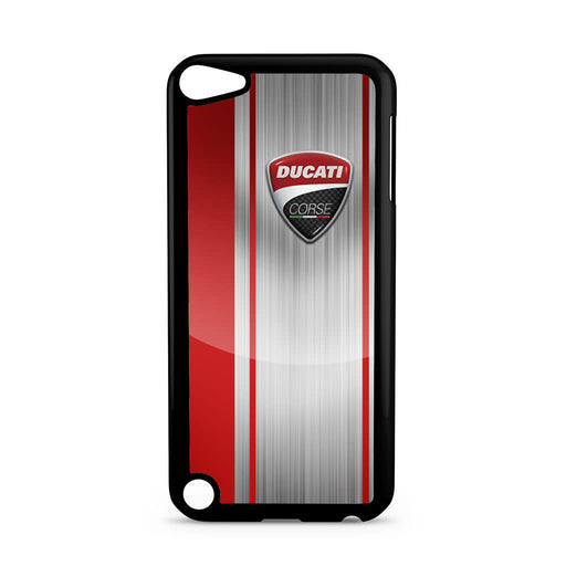Ducati Corse Red Logo iPod Touch 5 case