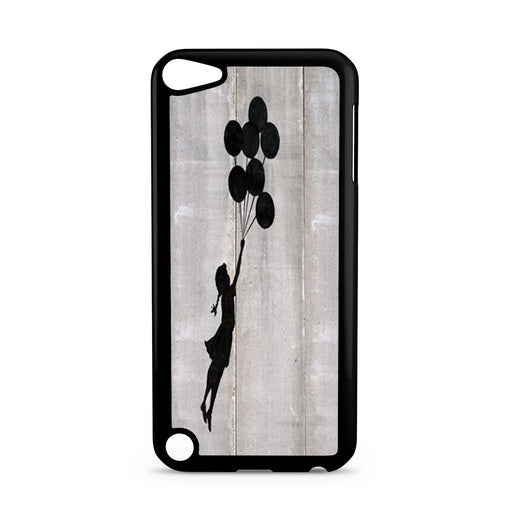 Banksy Balloon Girl iPod Touch 5 case