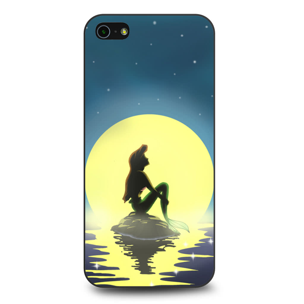 Ariel In The Moonlight iPhone 5 5s SE case