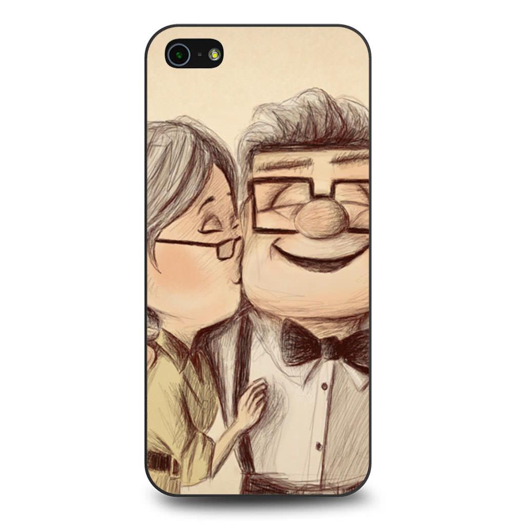 Carl and Ellie iPhone 5 5s Case
