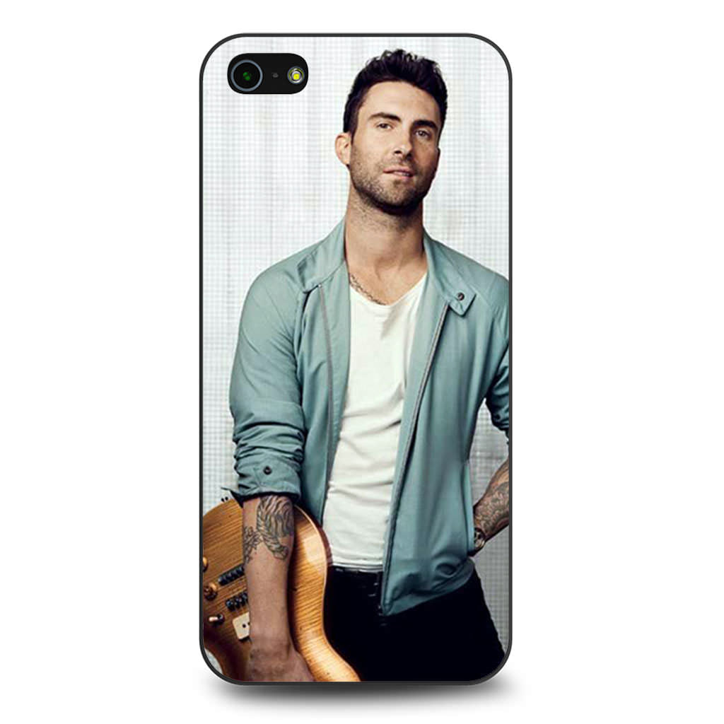 Adam Levine Details Magz iPhone 5 5s SE case