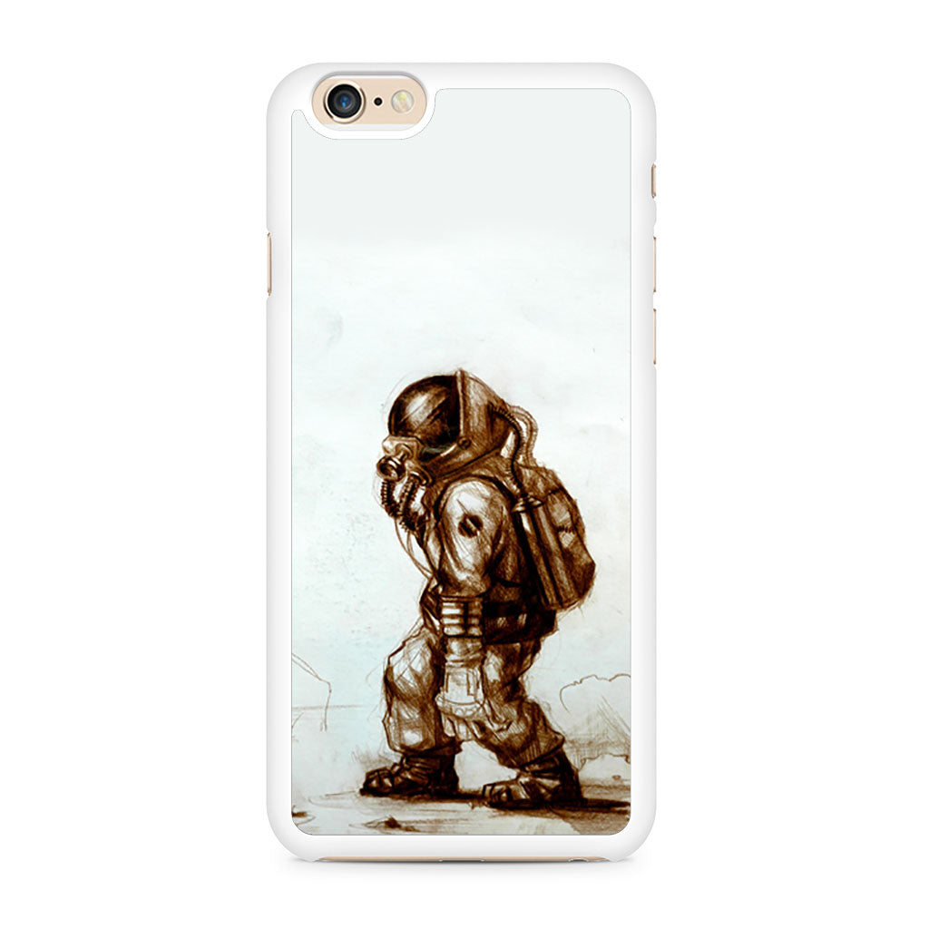 Astronaut iPhone 6/6s case