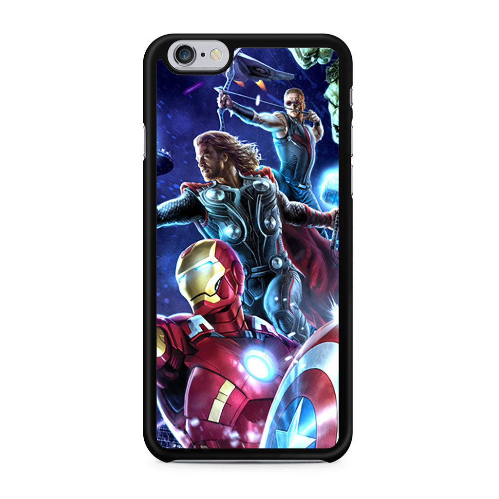 Avengers iPhone 6/6s case