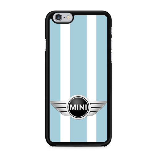 Mini Cooper Style Ice Blue iPhone 6/6s case