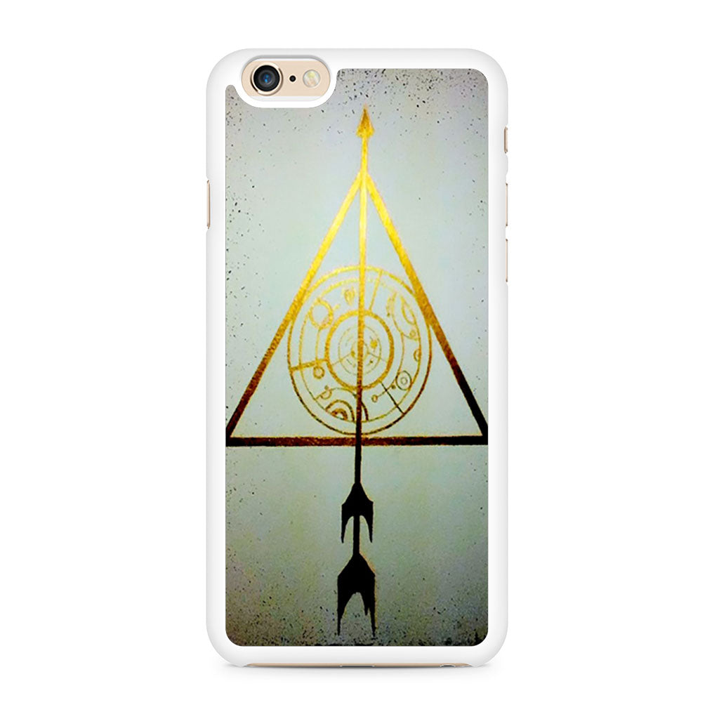 cheaper 289a8 c901e The Hunger Games Harry Potter iPhone 6/6s case