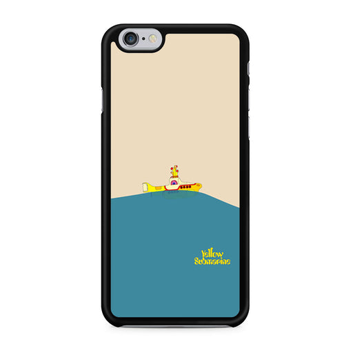 The Beatles Yellow Submarine iPhone 6/6s case
