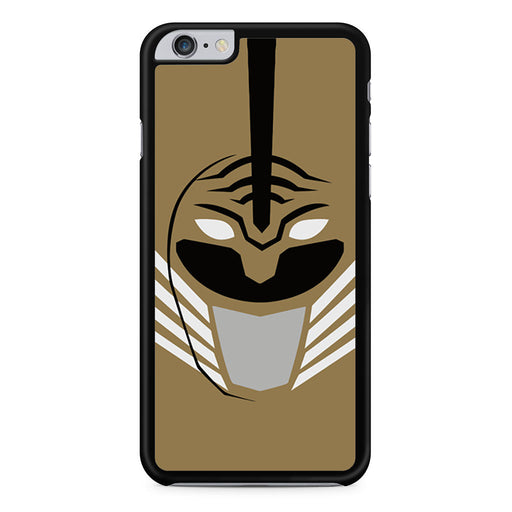 White Power Rangers iPhone 6 6s Plus case