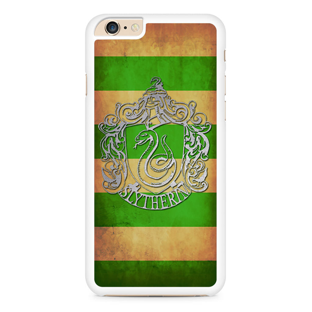 slytherin iphone 6 case