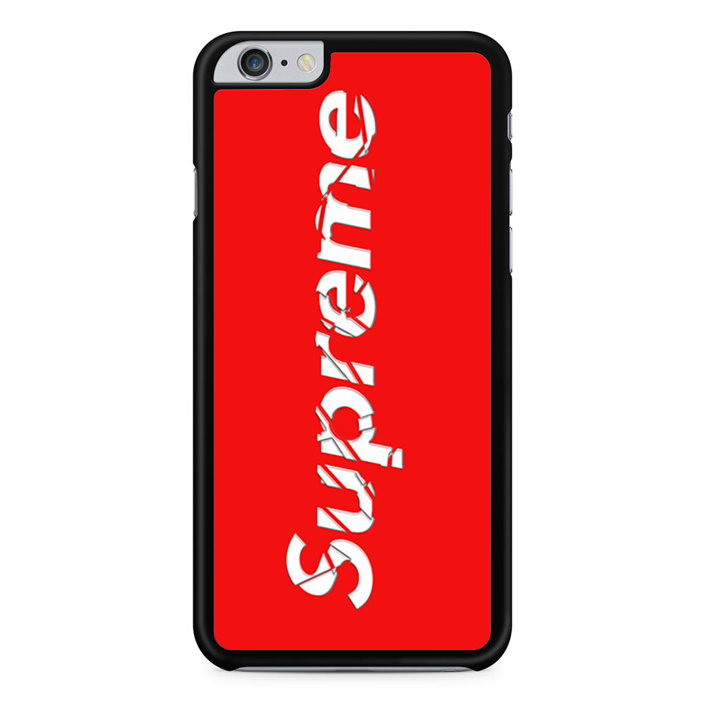 Supreme iPhone 6 6s Plus case